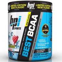 BPI Sports Best BCAA, Rainbow Ice (300 g)