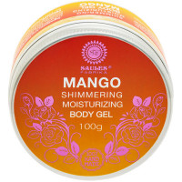 Saules Fabrika sädelusega niisutav kehageel, Mango (100 g)