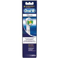 BRAUN Oral-B 3D White lisaharjad (2 tk)