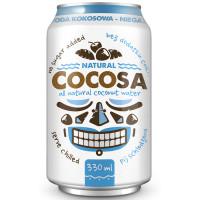 COCOLA/COCOSA kookosvesi, Gaseerimata (330 ml)