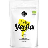 Diet Food orgaaniline Yerba Mate tee - lahustuv pulber (100 g). Parim enne 02.02.2019