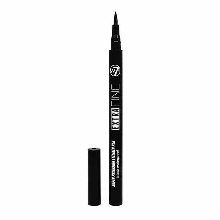 W7 Fine Eyeliner Pen viltotsaga veekindel silmalainer (0.7 g)