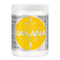 Kallos KJMN Banana juuksemask (1000 ml)