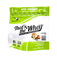 Sport Definition That's the Whey valgupulber, Vanilje-iirise (300 g)