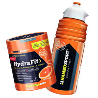 NamedSport HydraFit spordijook (400 g) + pudel 100th Giro Edition