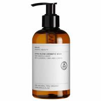 Evolve aromaatne pesuvahend kätele ja kehale, Kadakas-laim-sidrun (250 ml)