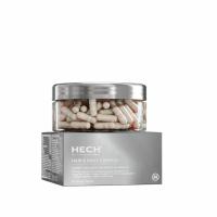HECH Hair and Nails Complex juukseid ja küüsi tugevdavad kapslid 90tk