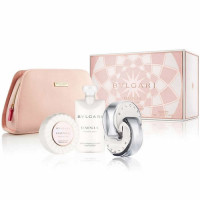 Bvlgari Omnia Crystalline EDT (65 ml) + BLO (75 ml) + Soap (75 g) + Bag