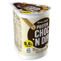 Body Attack Protein Choc'n Dip kakao-sarapuupähklikreem küpsisepulkadega (52 g)