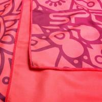 Spokey Mandala rätik, Oranž (80 x 160 cm)