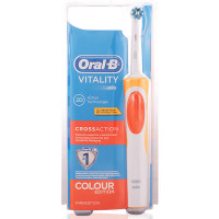 BRAUN Oral-B Vitality Cross Action Color Edition oranž elektriline hambahari