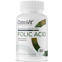 Ostrovit Folic Acid foolhappe tabletid (90 tk)