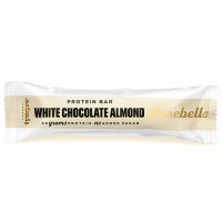 Barebells proteiinibatoon, White chocolate & Almond (55 g)