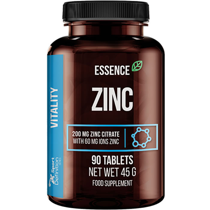 Sport Definition Essence Zinc tabletid (90 tk)