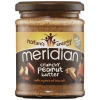 Meridian Foods maapähklivõi, Crunchy With Salt (280 g)