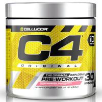 Cellucor C4 Original Pre-Workout, Strawberry Margarita (30 serveeringut)