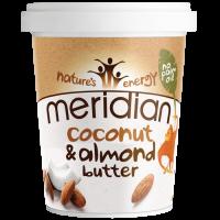 Meridian Foods mandlivõi kookosega (454 g)