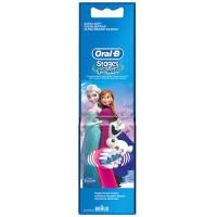 BRAUN Oral-B Extra Soft Stages Power lisaharjad lastele, Frozen (2 tk)