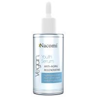 Nacomi Youth vananemisvastane sinirohevetikate ja hüdrolüüsitud proteiiniga seerum näole (30 ml)