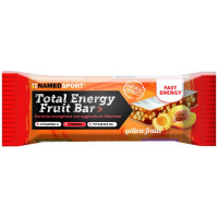 NamedSport Total Energy Fruit bar energiabatoon, Yellow Fruits (35 g)