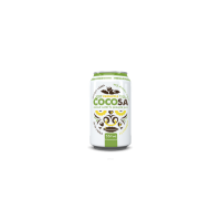CocoSa -  gaseerimata kookosvesi ananassimahlaga 0.33ml