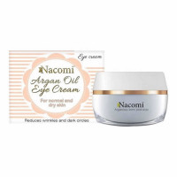 Nacomi Argan Oil silmaümbruse kreem viinamarjaseemne õliga (15 ml)