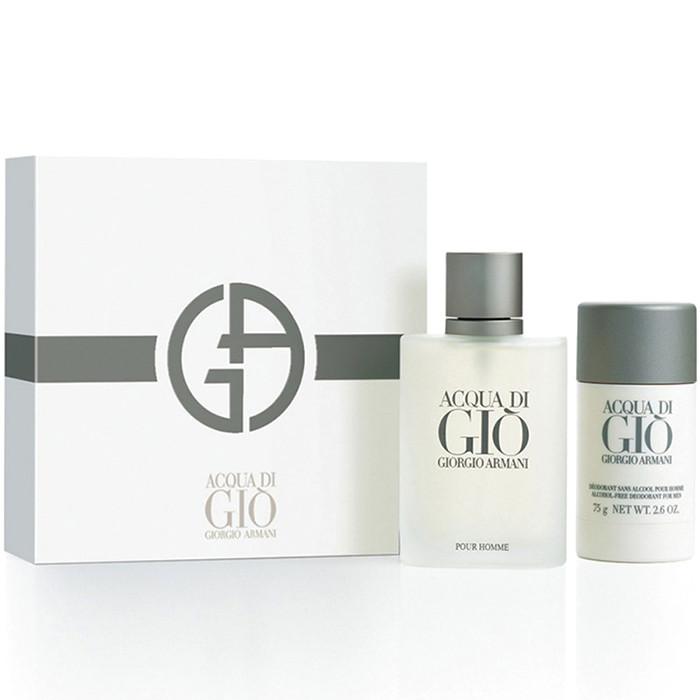 Giorgio Armani Acqua di Gio Pour Homme Set EDT (100 ml) + DST (75 ml)