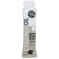 Cocofina orgaaniline rafineerimata kookosõli portsjonpakendis (10 ml)