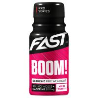 Fast BOOM! tugev treeningeelne shot (60 ml)