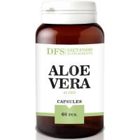 Diet Food Aloe Vera 500mg softgel kapslid (60 tk)
