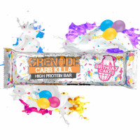 Grenade Carb Killa valgubatoon, Birthday Cake (60 g)