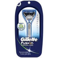 Gillette Fusion Proglide Silvertouch raseerija