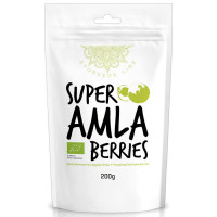 Diet Food Bio Super Amla Berries orgaaniline Amla tikri pulber (200 g)