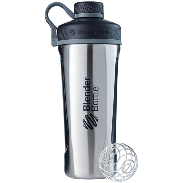 BlenderBottle Radian Insulated Stainless Steel joogipudel, Natural (770 ml)