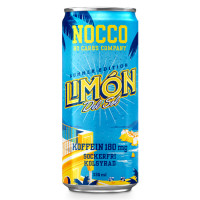 NOCCO LIMÓN Del Sol - selle suve limiteeritud maitse (330 ml)