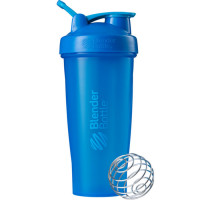 BlenderBottle Classic Loop šeiker, Cyan (820 ml)