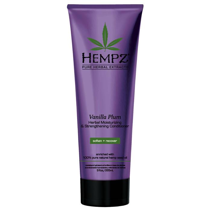 Hempz Vanilla Plum Herbal Moisturizing palsam (266 ml)