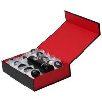 LUMIORAV kinkekarp (Magneesiumihelbed 10 x 50 g + Magneesiumiõli 150 ml)