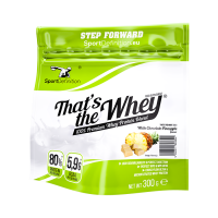 Sport Definition That's the Whey valgupulber, Valge šokolaadi-ananassi (300 g)