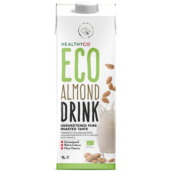 HealthyCo öko mandlijook (1 L)