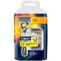 Gillette Fusion Proshield Flexball raseerija 4 lisateraga