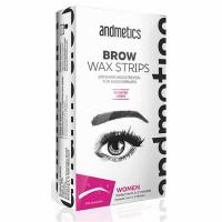 Andmetics Eye Brow Stripes Women karvaeemaldusribad kulmudele
