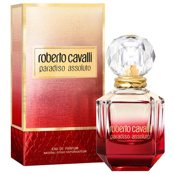 Roberto Cavalli Paradiso Assoluto EDP (50 ml)