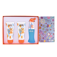 Moschino Cheap And Chic I Love Love Set EDT (50 ml) + BLO (100 ml) + SGE (100 ml)
