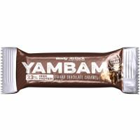Body Attack YAMBAM valgubatoon, Šokolaadi-karamelli (40 g)