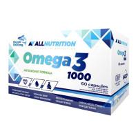 AllNutrition Omega 3 1000 õlikapslid (60 tk)