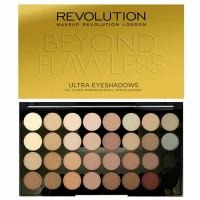 Makeup Revolution 32 Ultra Eyeshadows, Beyond Flawless (30 g)