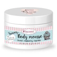 Nacomi kehavaht, Sweet Raspberry Cupcake (180 ml)