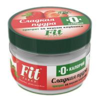 FitParad magus pulber erütritooli baasil, Maasika (160 g)
