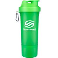 SmartShake Slim šeiker, Roheline (500 ml)